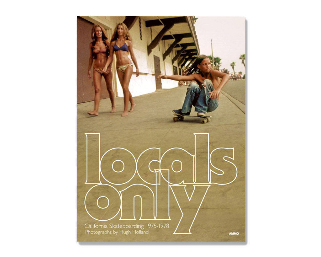 "Ammo Books | ""Locals Only"" by Hugh Holland 