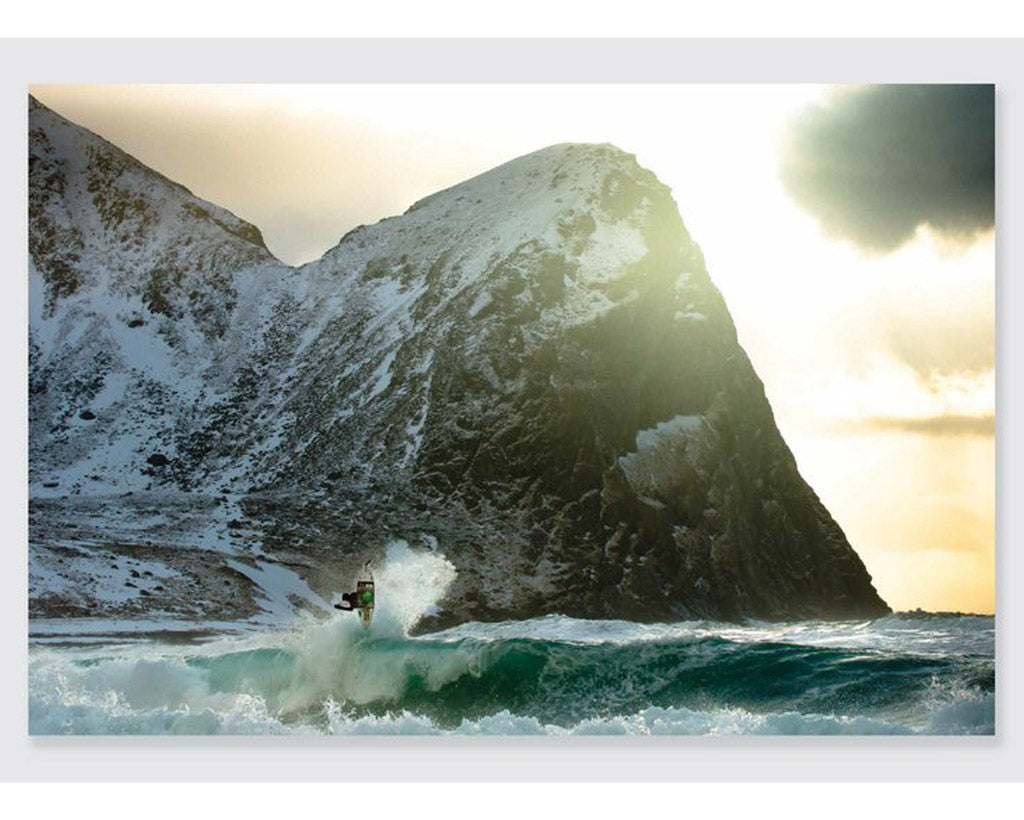 "Ammo Books | ""DISTANT SHORES: Surfing the Ends of the Earth"" by Chris Burkard 