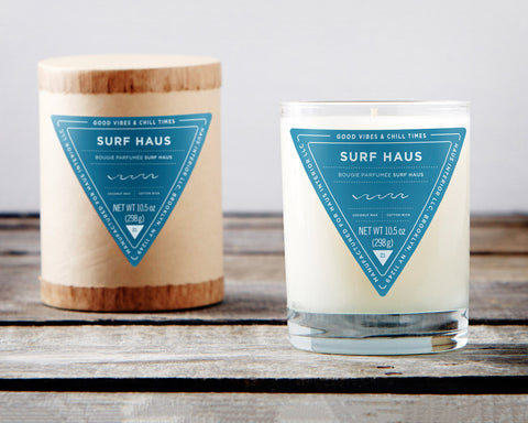 "Haus Interior |  ""Surf Haus"" Candle 