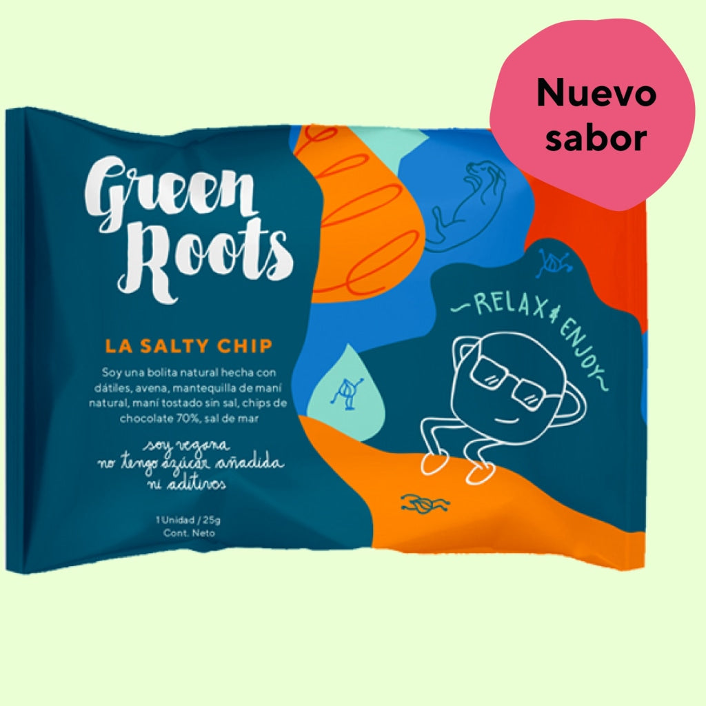 La Salty Chip (16 Unidades)