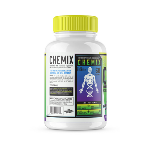 CHEMIX GDA (POTENT INSULIN MIMETIC) FORMULATED BY THE GUERRILLA CHEMIST