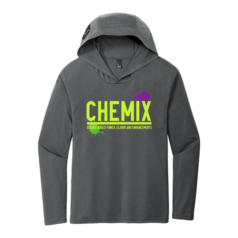 Image of Limited Edition Grey Chemix Training Hoodie