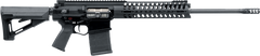 "P.O.F. P308 Gas Piston Rifle 20"" Barrel Black Finish"