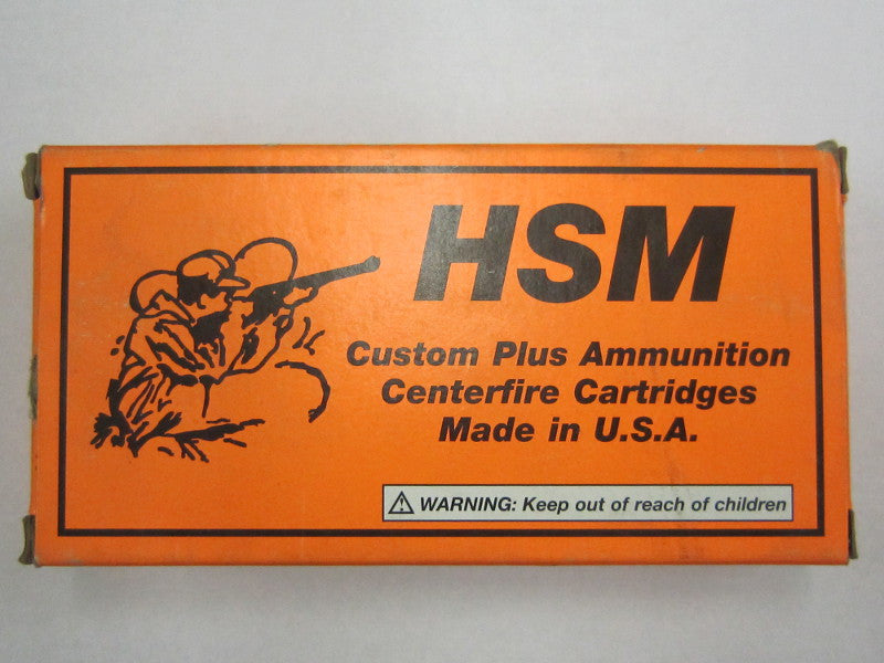 HSM 175gr  1000 Rounds