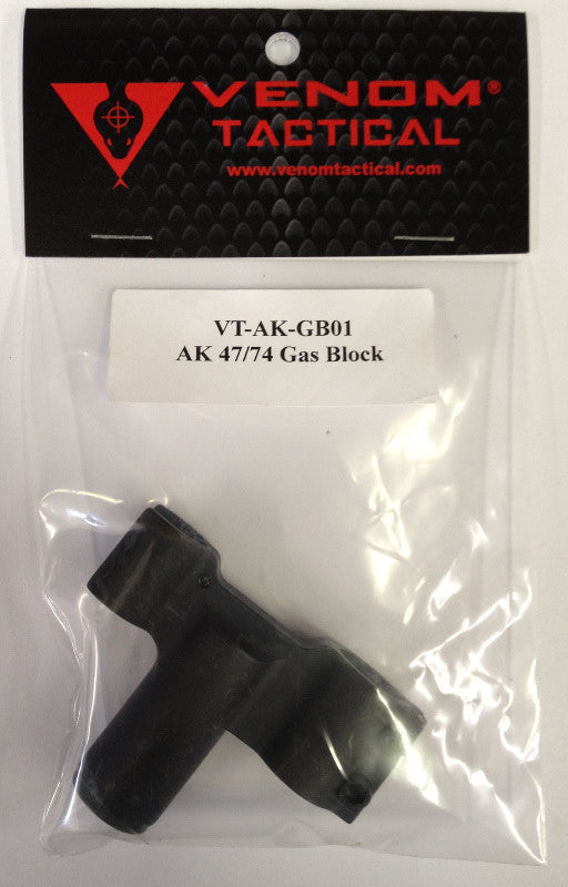 Venom Tactical AK47 / AK-74 Gas Block