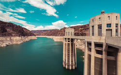Hoover Dam Photograph at Viavi Gallery