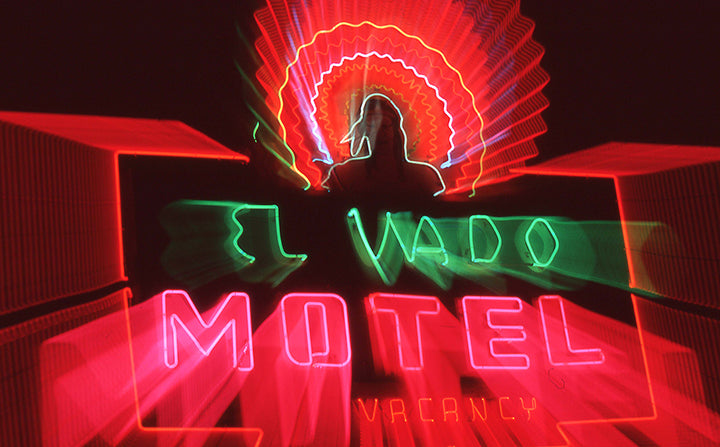 El Vado Motel in Motion Albuquerque, NM I Terrence Moore