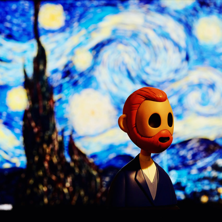 I COULD SCREAM4EVER——Van Gogh