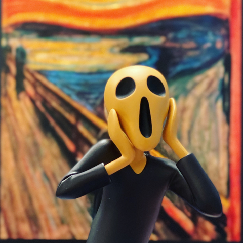 I COULD SCREAM4EVER——The Scream