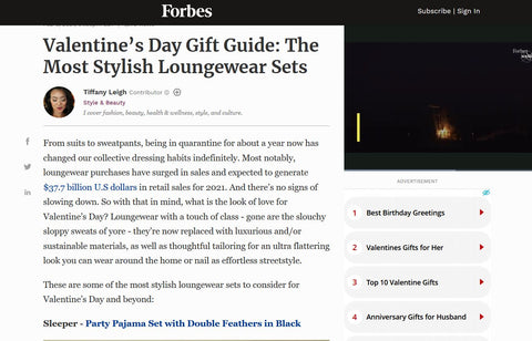 gift guide for most stylish sets idea for her silk pajamas sets matching top and bottom sexy comfortable home sleepwear