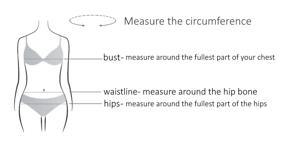 how to measure but and hip size