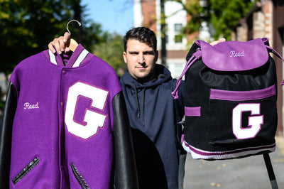 Pros and Cons of a Letterman Bag vs. Letterman Jacket