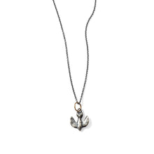 Load image into Gallery viewer, SOARING DOVE PENDANT- STERLING SILVER