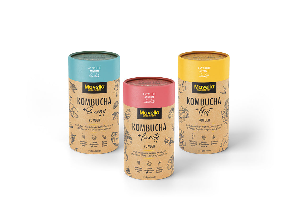 Kombucha Cannister Can Pack