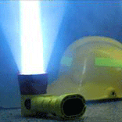 Breakthrough Firefighter LED Flashlights Have Arrived