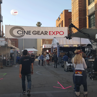 Cine Gear Expo Los Angeles: thoughts from a first time exhibitor