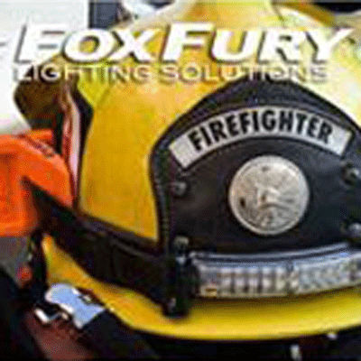 Meet a Hero and See Leading-Edge Lights for Fire & Rescue