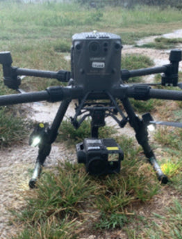 New Rugo Lighting Systems for DJI M210 and M300 Drones