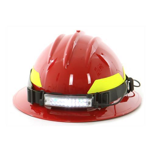 Tilt Feature To Its Popular LED Firefighter Helmet Light