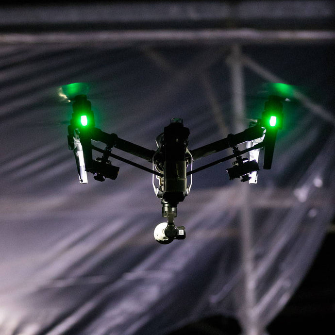 FoxFury Releases New Drone Light Power Pack
