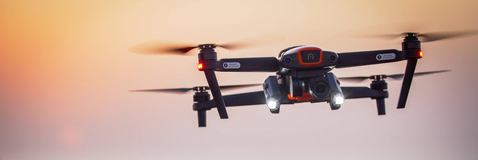 Donating Drones to Public Safety Agencies