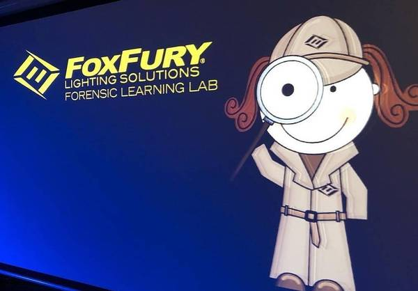 The SciTech Hands On Museum in Aurora, Illinois Hosts the First Ever FoxFury Lighting Solutions Forensic Learning Lab