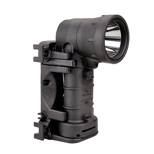 FoxFury Breakthrough® BT2+ Hybrid Right Angle Light - used as a long distance search lighting tool