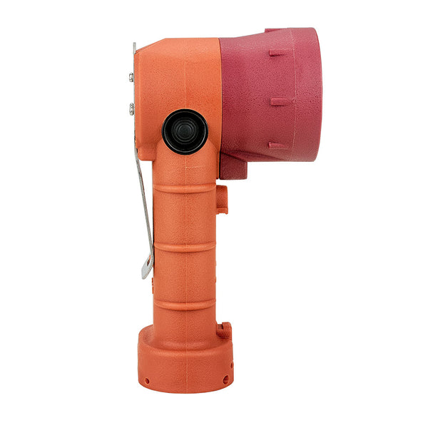 FoxFury Breakthrough® BT2+ Hybrid Right Angle Light - shown in orange