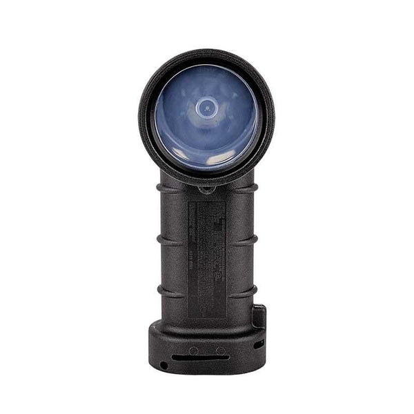 FoxFury Breakthrough® BT2-IS Intrinsic Black Hybrid Light - 200 lumens. Waterproof. Fire-Resistant. Front view