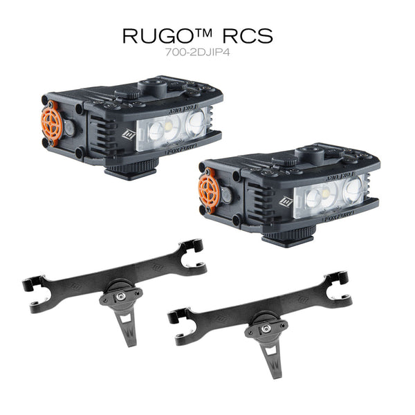FoxFury Rugo™ RCS Drone Light Systems
