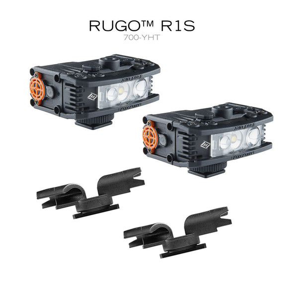 RUGO Light System for DJI Phantom 4 and Phantom 4 Pro has strobe light