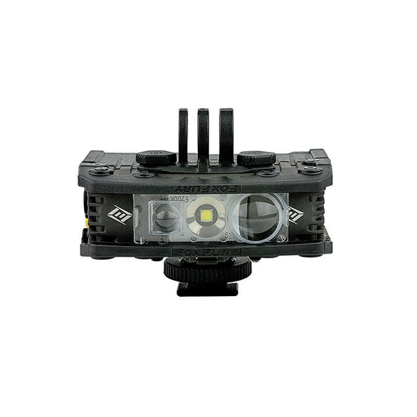 FoxFury Rugo Quick Swap™ Power Pack - rugged, go-anywhere power source for the RUGO LED light