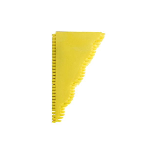 FoxFury Breakthrough® Wedge Yellow, set of 3 - Keep doors propped open