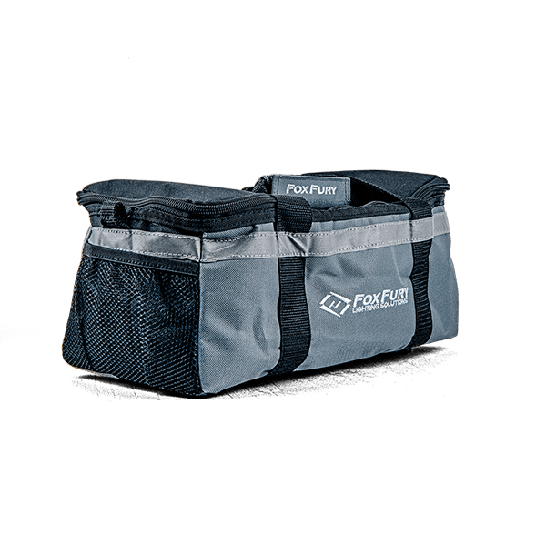 Small FoxFury Duffel Bag - holds Nomad® NOW Light and accessories