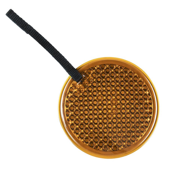 FoxFury Diffuser Lens in Amber for Nomad Prime and P56 Lights