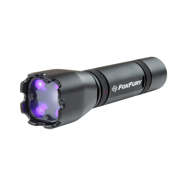 FoxFury Rook 380 + 395nm UV Forensic Light System