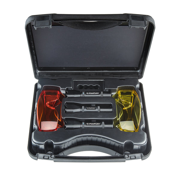 FoxFury Rook R3B Forensic Light Kit