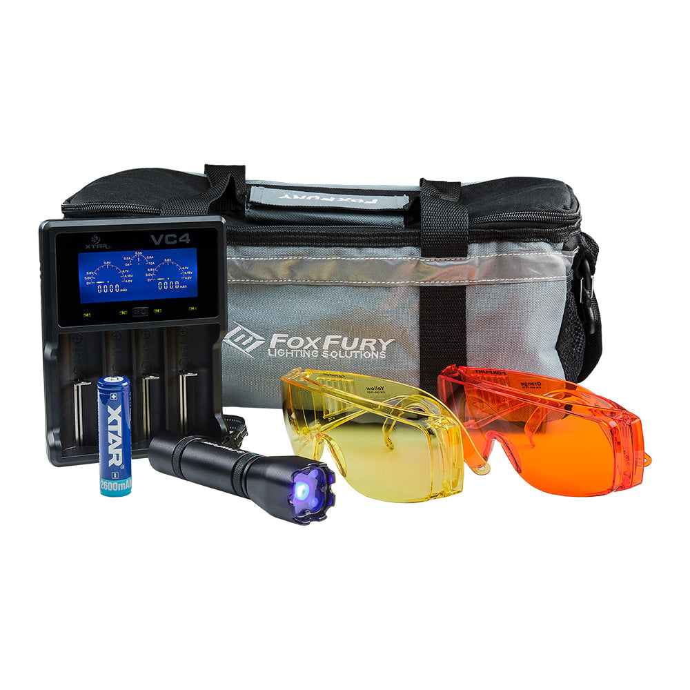 Rook Forensic Medical Light System Foxfury Lighting Solutions