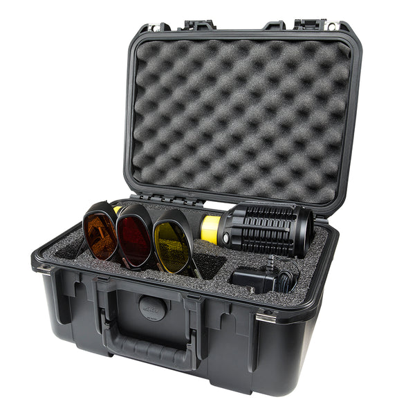 PL 525nm Green 3W Forensic Laser System - distributed by FoxFury