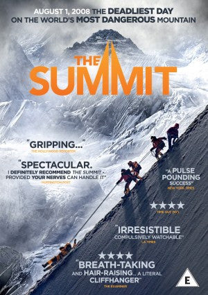 The Summit:  DVD