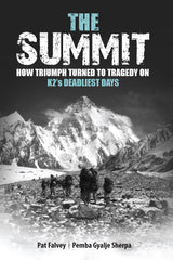 THE SUMMIT : HOW TRIUMPH TURNED TO TRAGEDY ON K2'S DEADLIEST DAYS