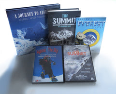 Pat Falvey Adventure Books and Free DVD Series