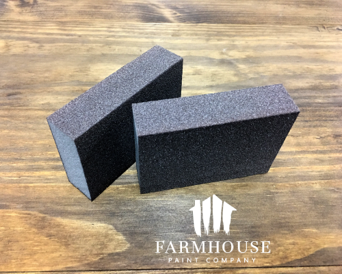 Farmhouse Paint - Pro Series Sanding Blocks - set of 2
