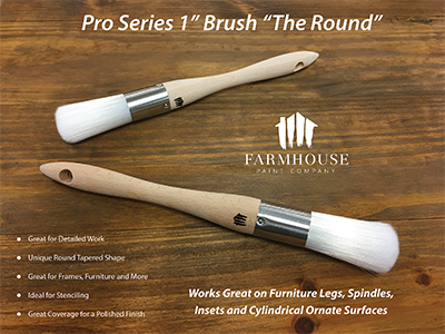 Farmhouse Paint - Paint Brushes Pro Series 1
