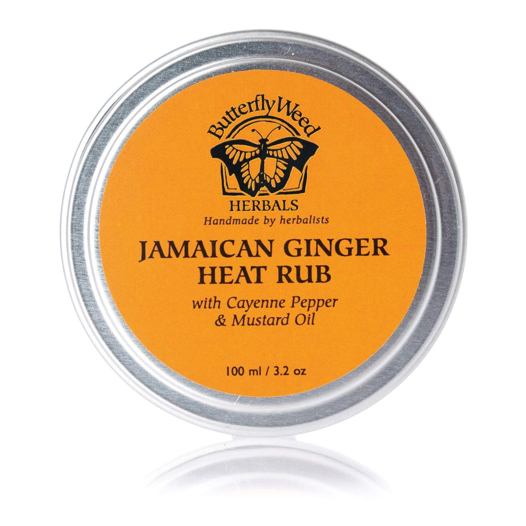 Jamaican Ginger Heat Rub