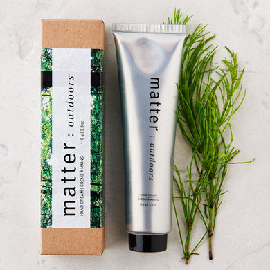 Matter Company Hand Cream. One of the best hand creams I have ever used!