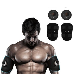 electrostimulation biceps