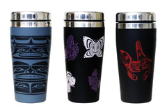 Native Northwest Travel Mugs