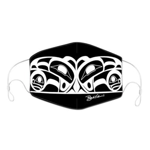 Reusable Face Mask by Roy Henry Vickers, Tsimshian