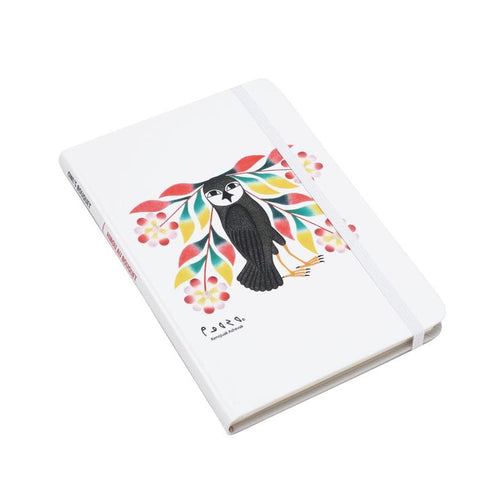 Hardcover Journal by Kenojuak Ashevak, Inuit